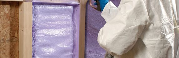 Spray Foam Insulation Tips for California